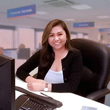 Hazel Benedict - Customer Service and Inside Sales Representative